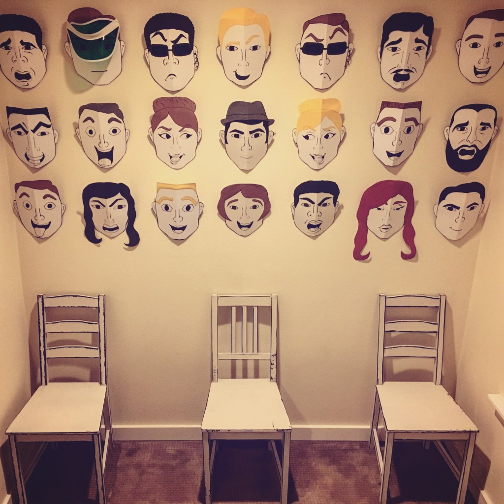 Paper Face Masks