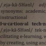 Educational Technology - Dictionary Entry