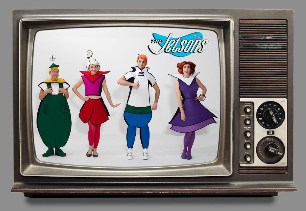 The Jetsons - Family Portrait
